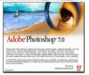adobe Photoshop 7.0