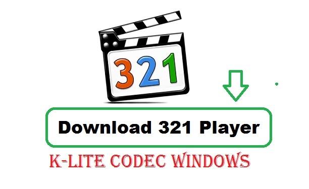 Download 321 Player K lite code window xp/7/8.10