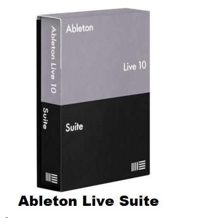 Ableton Suite v10.1