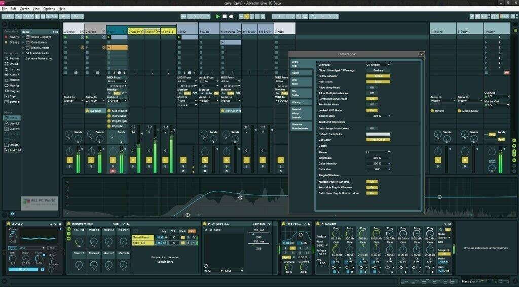 Ableton Live Suite v10.1 Installer