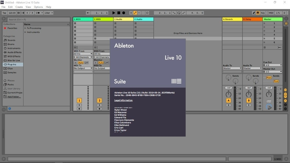 Download Ableton Live Suite v10.1 Installer Free