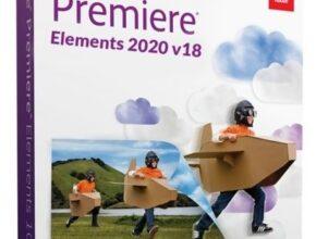 Adobe Premiere Elements 2020 v18.1 Free Download