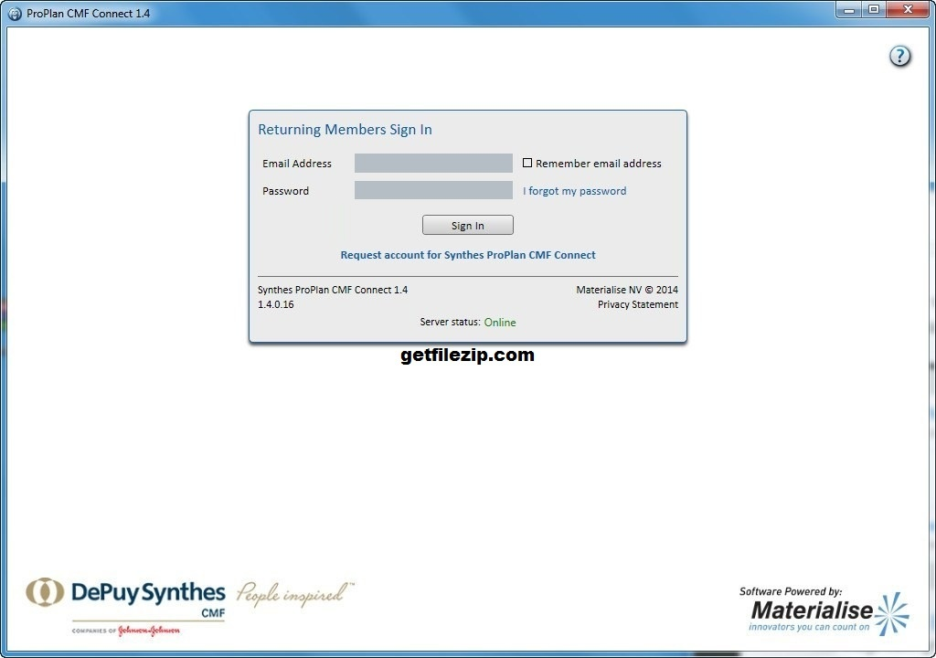 Free download of Materialize ProPlan CMF 3.0.1
