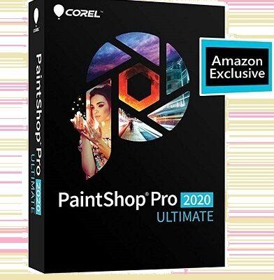 Corel PaintShop Pro Ultimate 2020