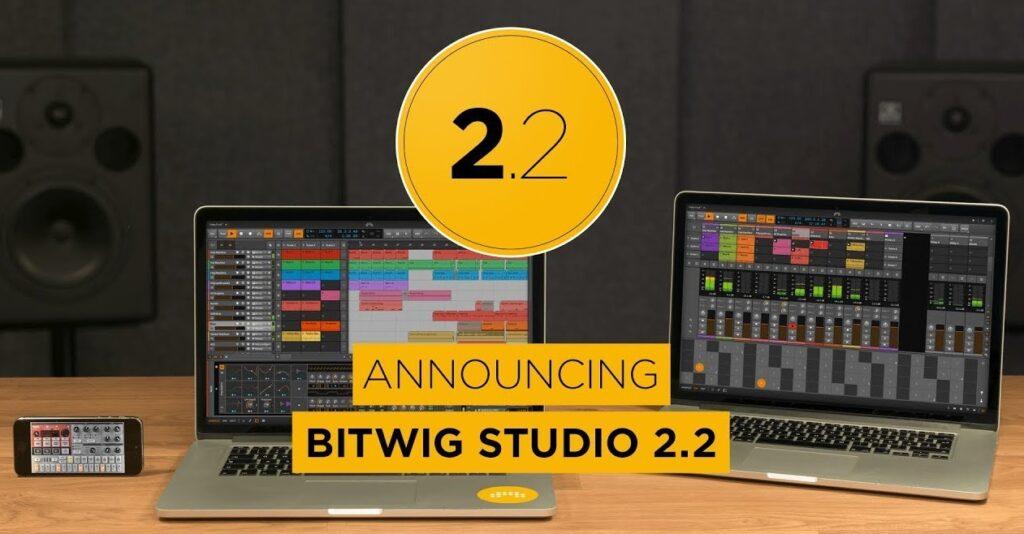 Download Bitwig Studio 2.2 Free Download