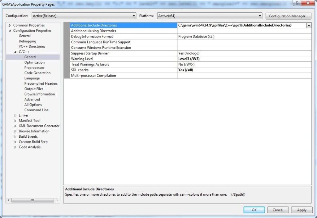 GAMS 28.2 x64 Free Download