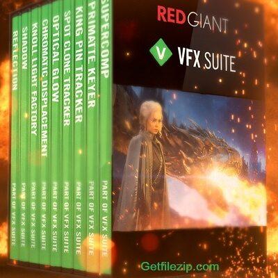 download RED GIANT VFX SUITE