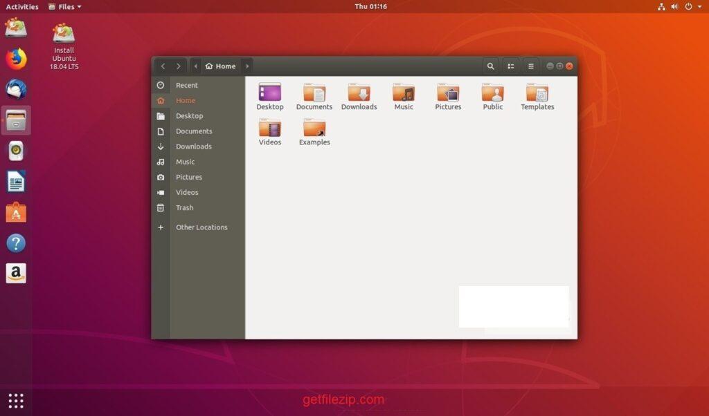 Ubuntu Free ISO Download