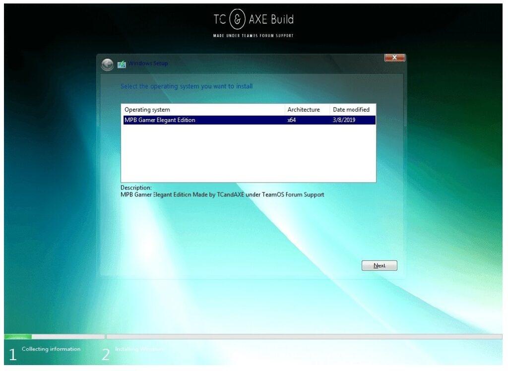 Windows 10 Gamer Elegant Edition