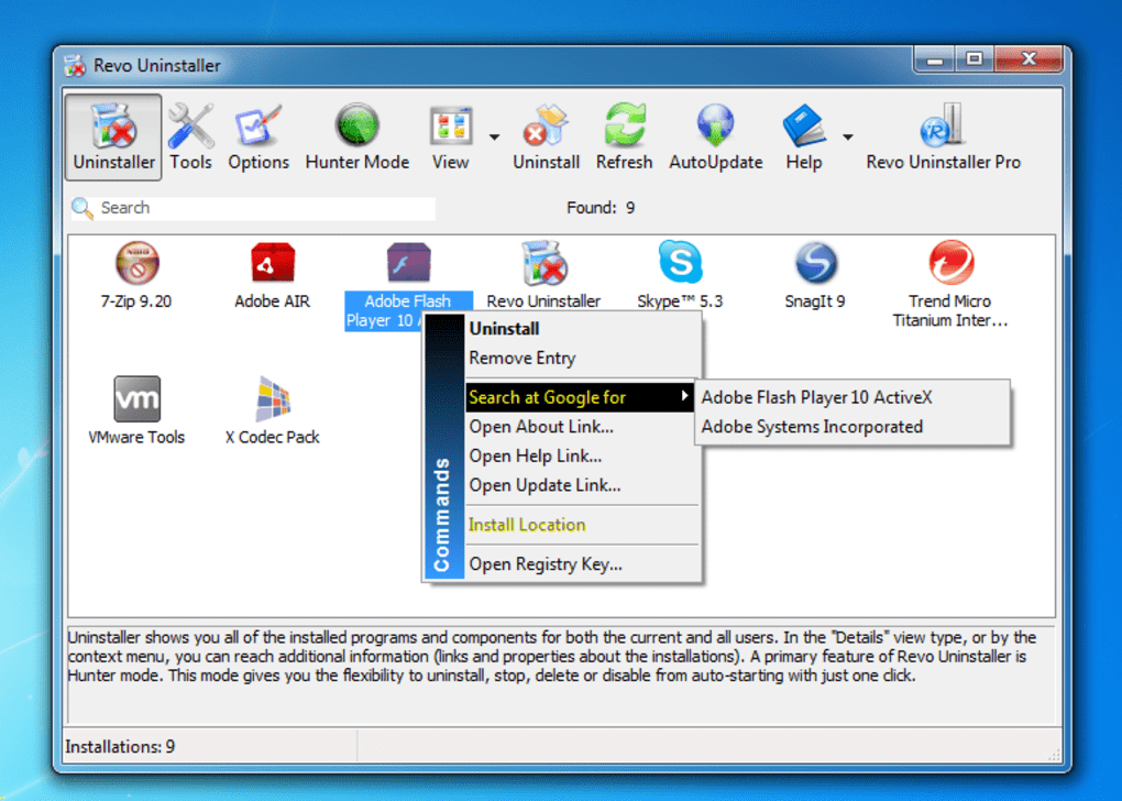Offline installer Download Revo Uninstaller Pro 4.2