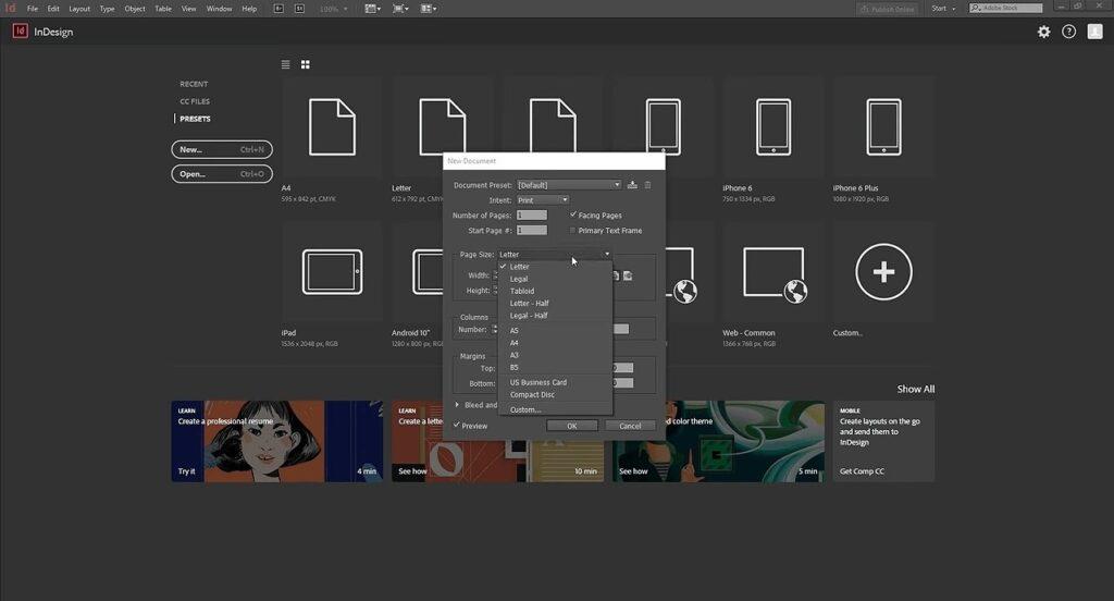 Adobe InDesign cc 2020 v15.0