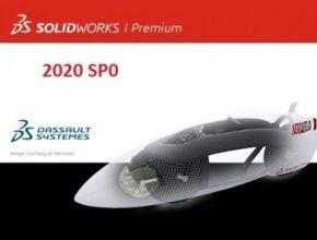 SOLIDWORKS Premium 2020