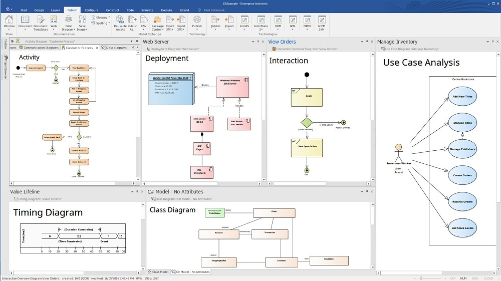 Sparx Systems Enterprise Architect 15.0 full version free download