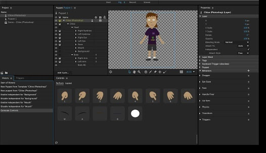Download the Adobe Character Animator CC 2020 v3.2 offline installer
