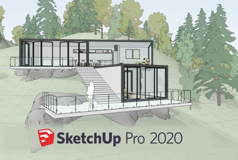 Offline installer Download SketchUp Pro 2020 v20.0
