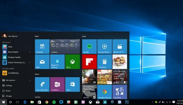 Windows 10 Enterprise RTM 32/64 Bit ISO Free Download