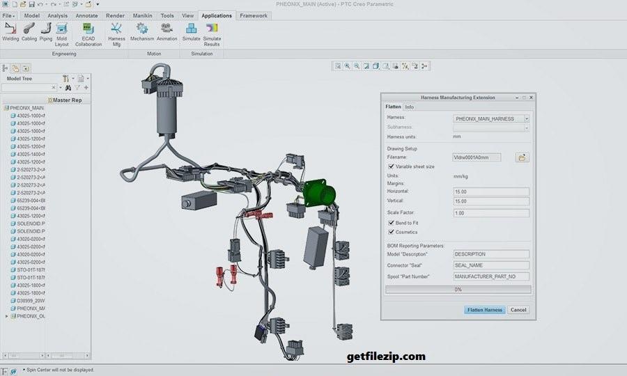 PTC Creo Illustrate 5.0 for Windows PC