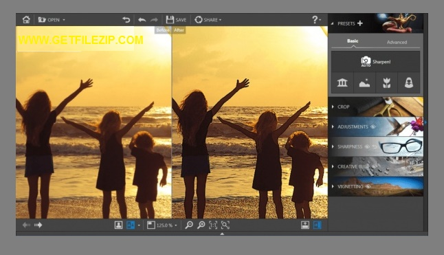 System requirements for InPixio Photo Focus Professional 4.11