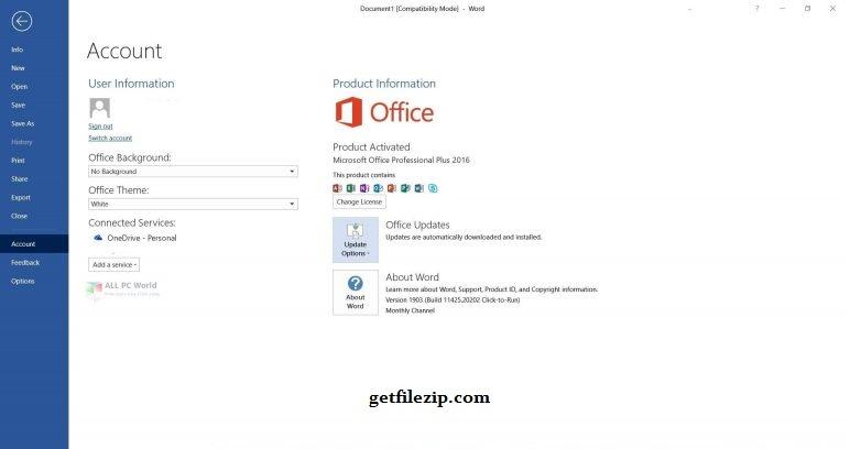 Download Microsoft Office 2019 Pro Plus v2005