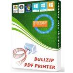 Bullzip PDF Printer 2020 v12.0 Free Download