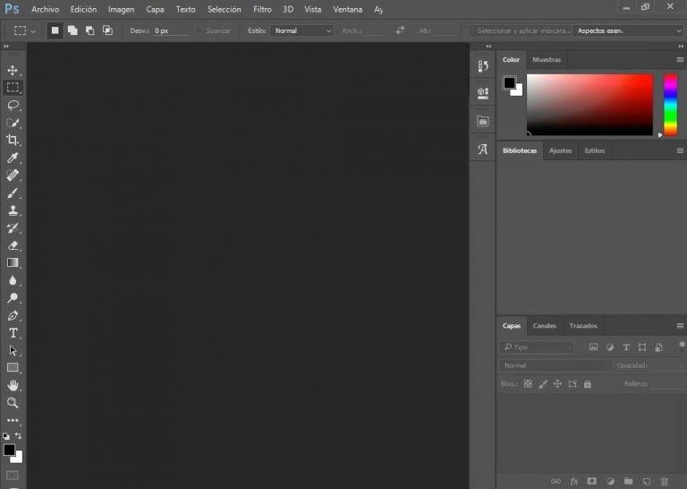 Adobe Photoshop CC v22.0.1