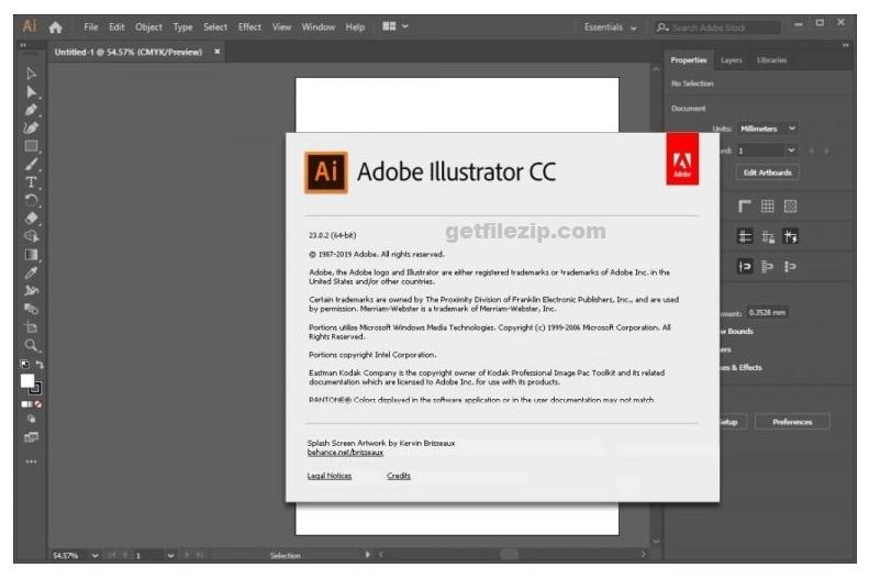 Adobe Illustrator 2021 v25.4.1.498