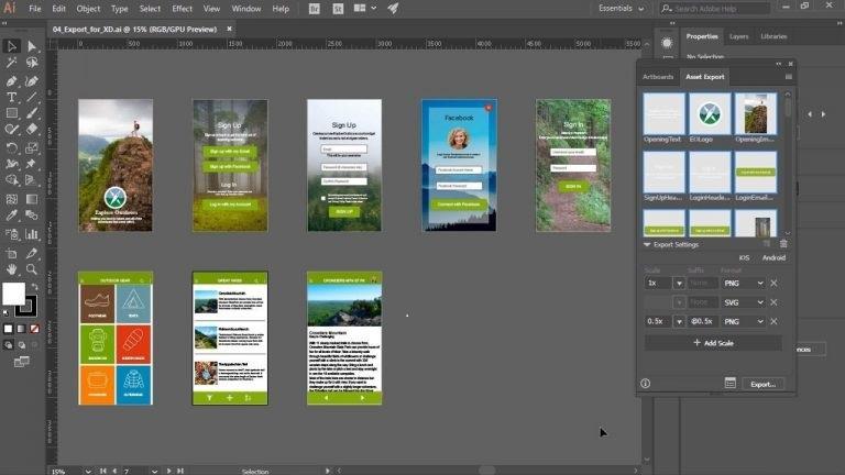 Adobe Illustrator 2021 v25.4.1.498 Free Downloads